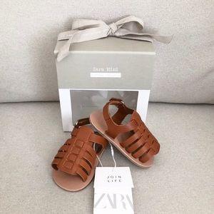 Zara Mini sandals